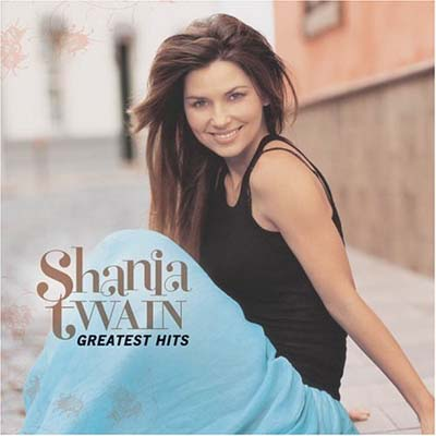 Shania's new album…